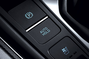 Electric Parking Brake with Auto Hold