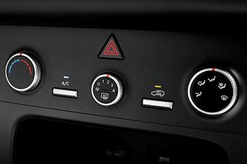 Manual temperature controls