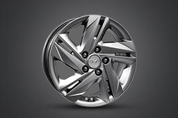 16˝alloy wheels