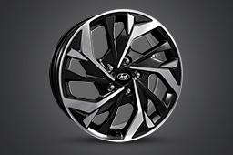 17˝alloy wheels(C Type)
