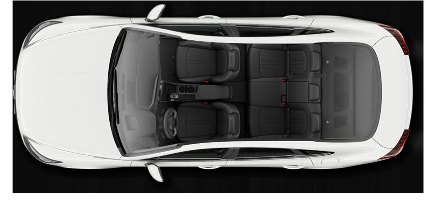 black-mono-tone car seat