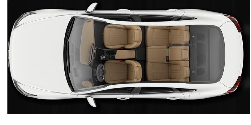 carmel-two-tone car seat