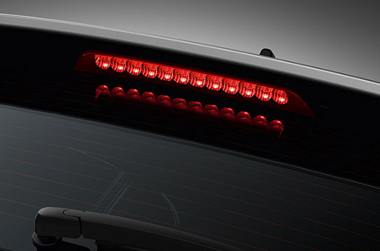 Hyundai Tuscon LED high-mounted stop lamp