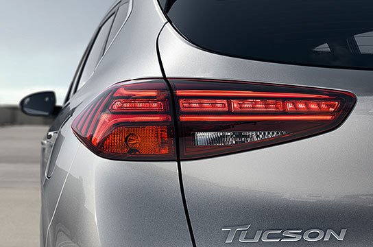 Hyundai Tuscon LED Rear Combination Lamps