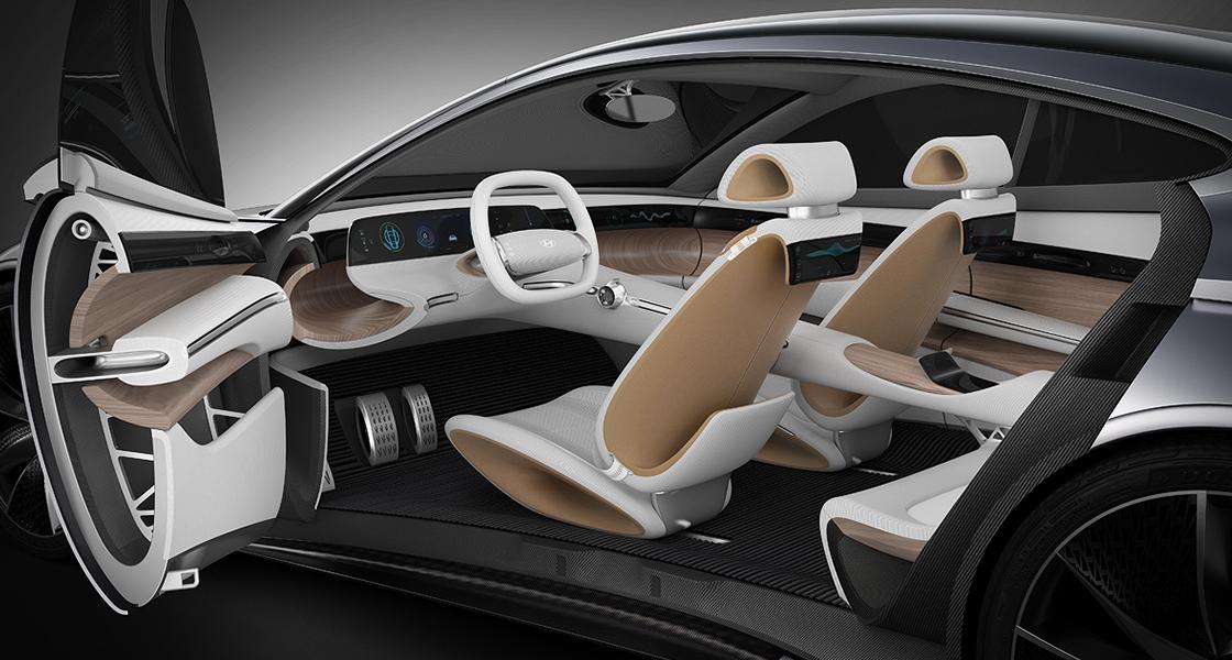 Concept Car 2018 Design Innovation Hyundai Worldwide