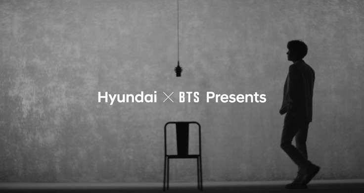 hyundai X bts presents