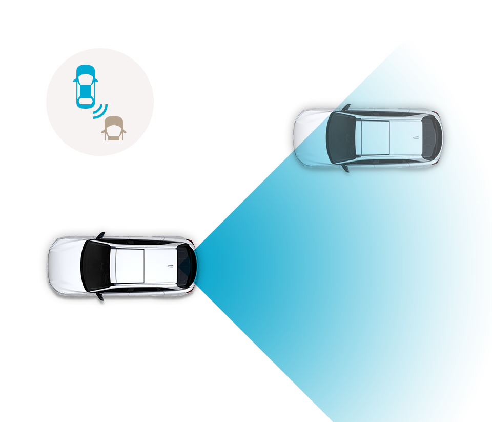 Blind Spot Collision Avoidance Assist (BCA) image