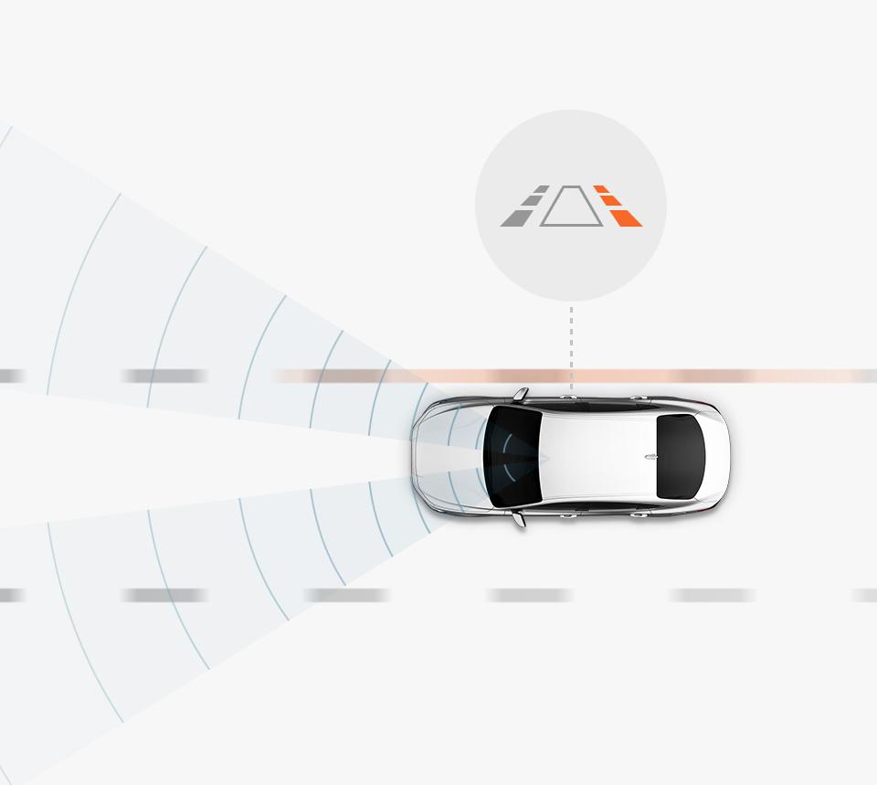 Lane Departure Warning System (LDWS) image