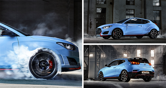 Veloster N the N 8-Speed Wet Dual-Clutch Transmission