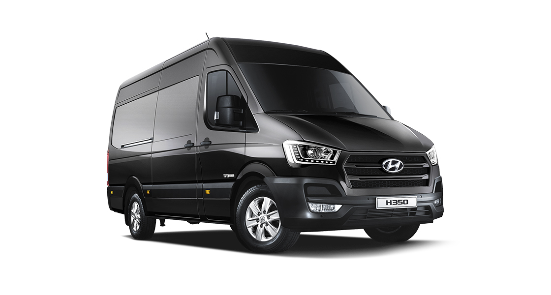 H350 Design | Van Bus Chassis Cab - Hyundai Worldwide