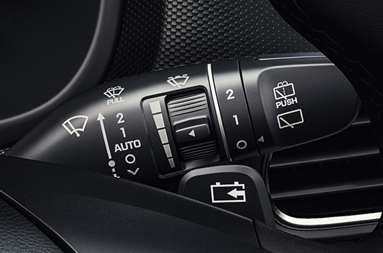 Paddle shifter (Regenerative braking control)