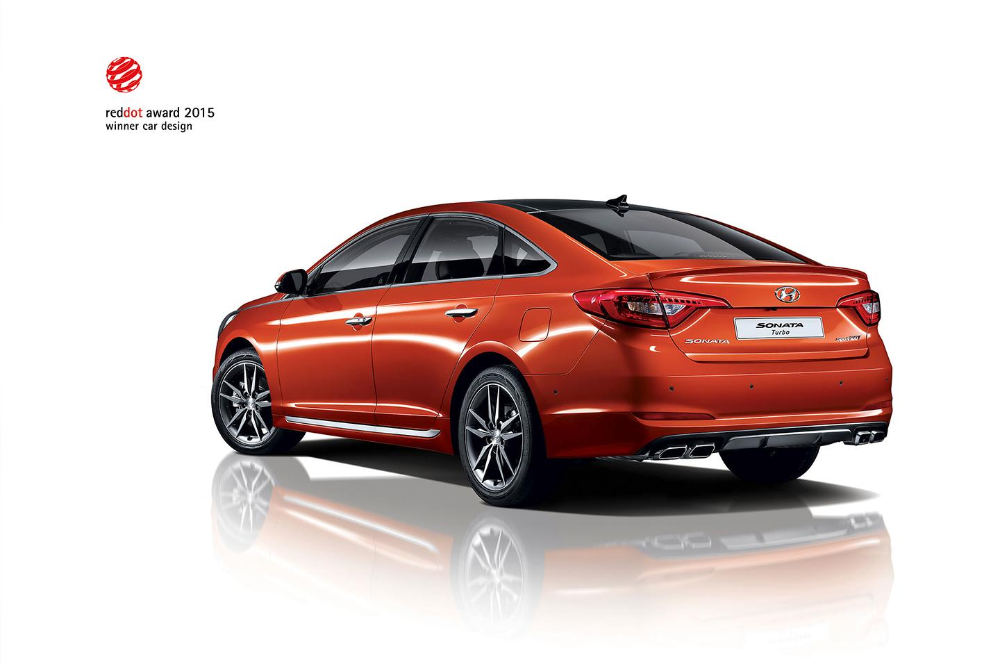 Hyundai Motor Stages World Premiere Of All New Sonata In Korea