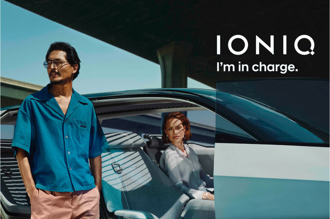 Hyundai Motor Encourages the World to Take Charge and Make a Difference with IONIQ