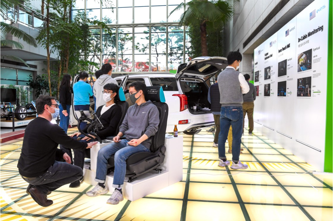 Hyundai Motor Group hosts 2020 Open Innovation Lounge featuring Inventive Startup Technologies